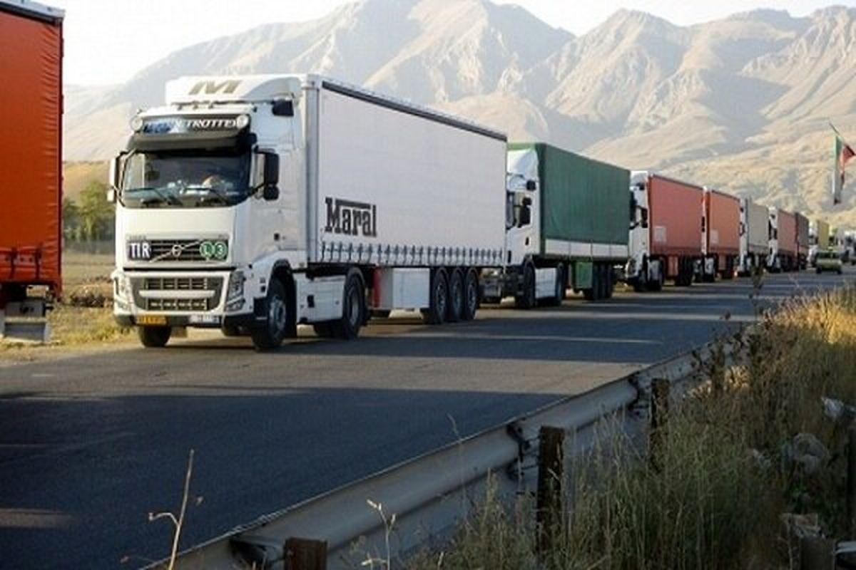 گمرک خواستار تسریع و تسهیل در انجام تشریفات گمرکی کامیون های وارداتی موجود شد