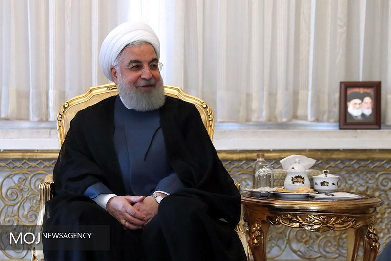 رییس جمهور با بازیکنان تیم ملی فوتبال ایران دیدار می کند