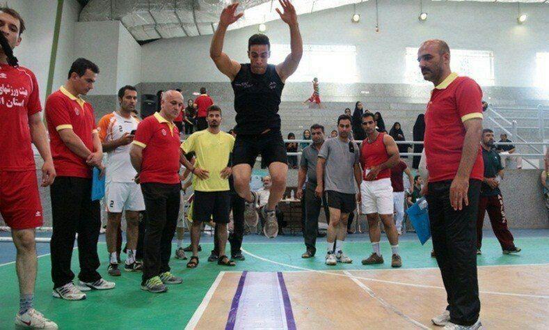 مسابقات ثبت رکوردهای ورزشی کشور در مریوان برگزار می شود