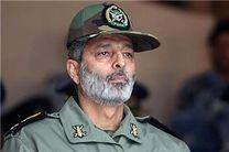 سردار موسوی از دانشگاه پدافند هوایی خاتم الانبیا بازدید کرد