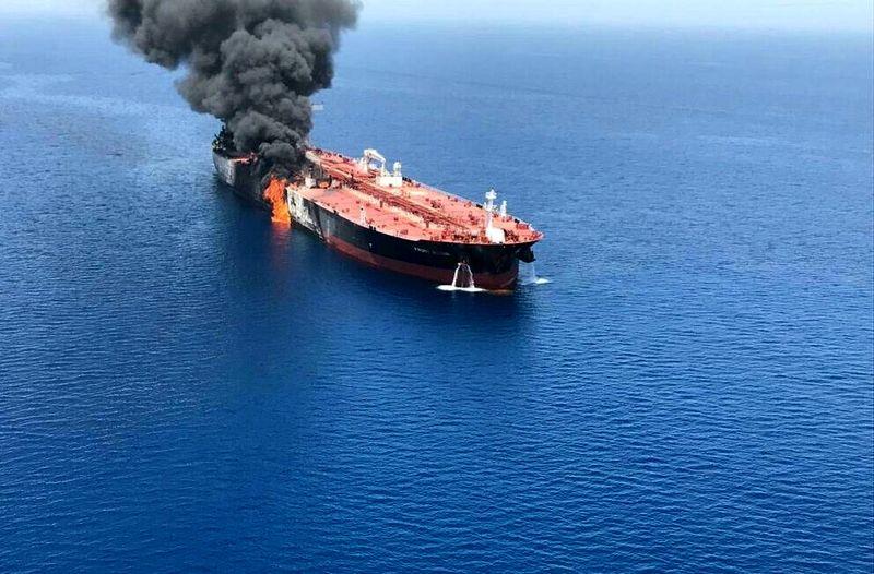 اظهارات خدمه نفتکشهای حادثه دیده درباره ایرانیها