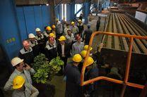 اولین محموله ریل ملی ذوب آهن اصفهان به راه آهن جمهوری اسلامی تحویل داده شد