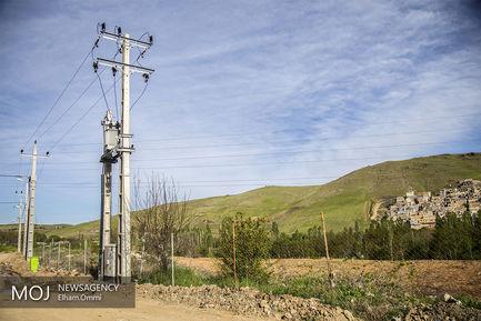 بازدید اصحاب رسانه از پروژه های شرکت برق سنندج