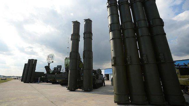 ترکیه به موشک های اس 400 روسی مجهز می شود