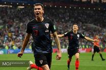 نتیجه بازی انگلیس و کرواسی در نیمه نهایی جام جهانی/ کرواسی دومین فینالیست جام جهانی شد