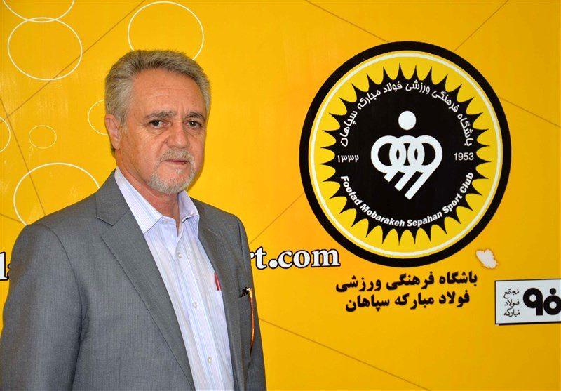 مسعود تابش مدیرعامل باشگاه سپاهان شد