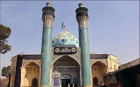 حرم حضرت زینبیه اصفهان در خط مقدم مبارزه با ویروس کرونا
