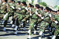 اعزام مشمولان وظیفه عمومی به مراکز آموزشی در گیلان