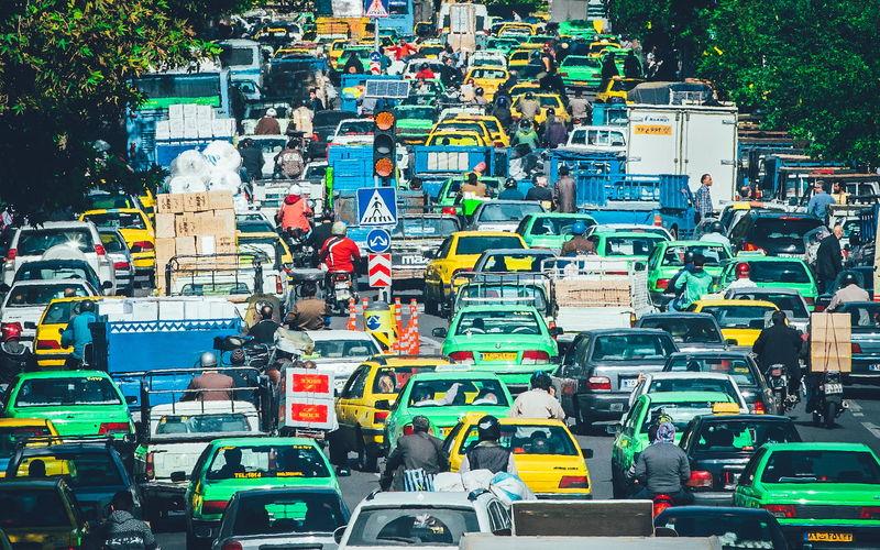 30 هزار میلیارد از سرمایه ملی کشور در ترافیک هدر می رود