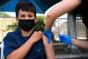 آغاز طرح تسریع واکسیناسیون دانش آموزان در خراسان رضوی