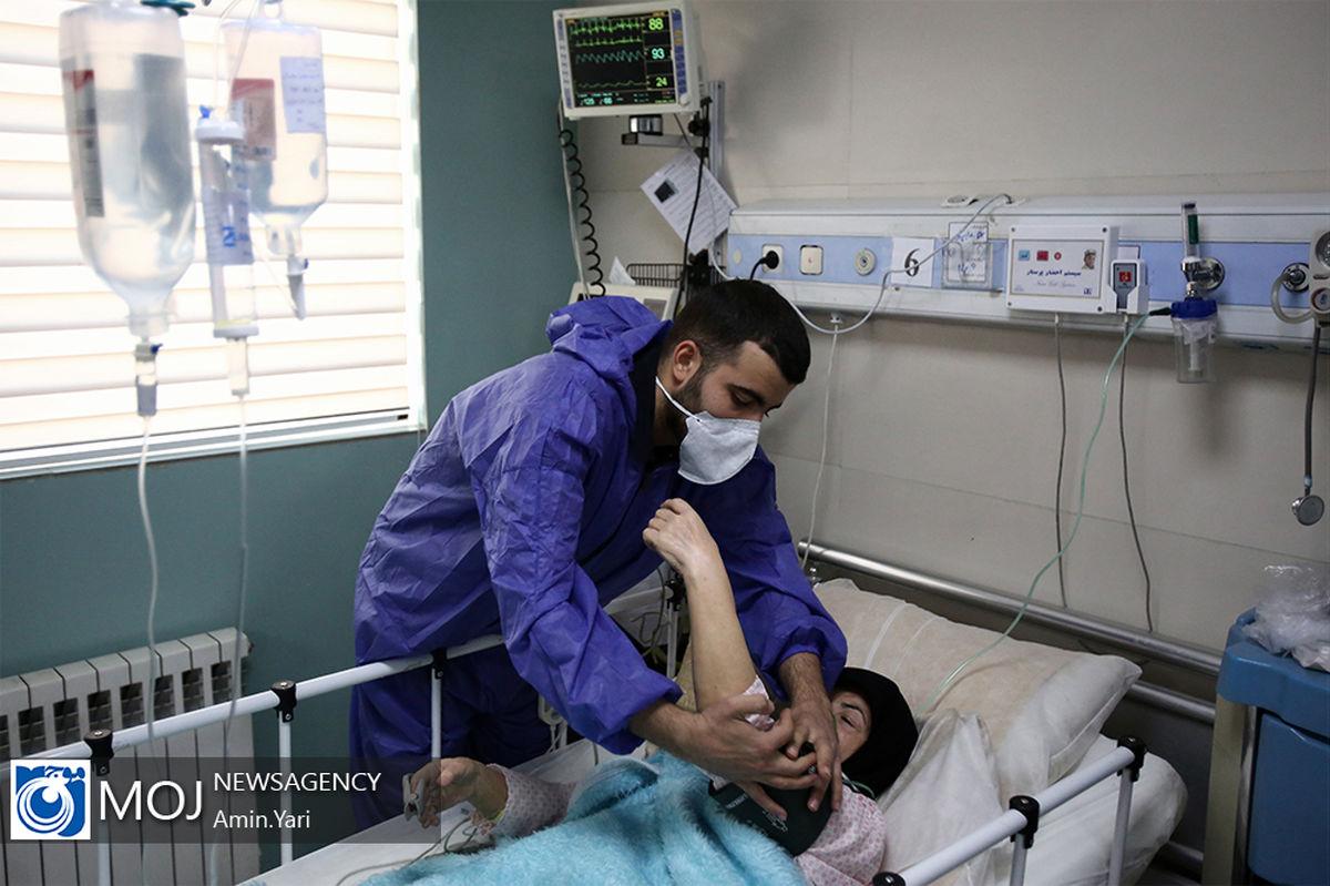 جدیدترین آمار کرونا در کشور تا ظهر ۲۶ فروردین ۱۴۰۰/ شناسایی بیش از ۲۵ هزار بیمار