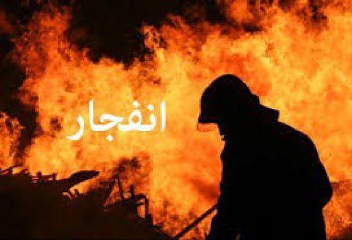 یک مصدوم در اثر انفجار کپسول گاز پراید در اصفهان