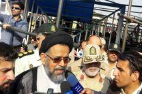 وزیر اطلاعات وارد اصفهان شد