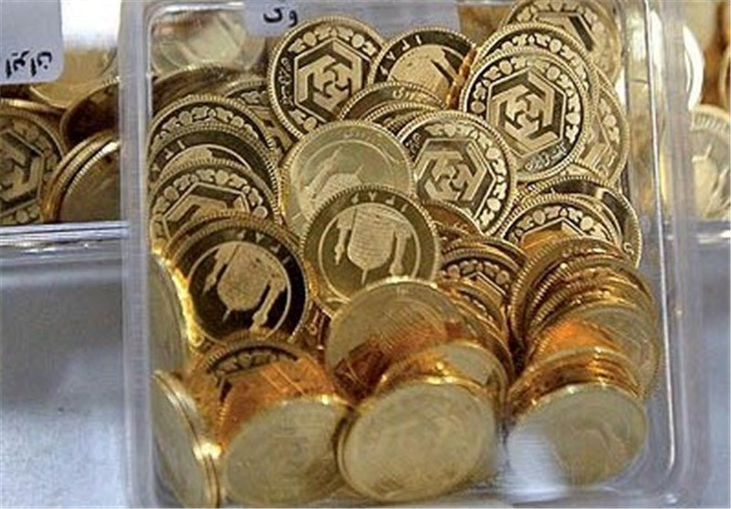 قیمت انواع سکه و ارز در نخستین روز هفته