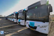 خطوط شبکه اتوبوسرانی قم تغییر یافت