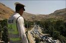 ممنوعیت تردد خودروهای باربری سنگین در معابر و بزرگراههای استان مرکزی