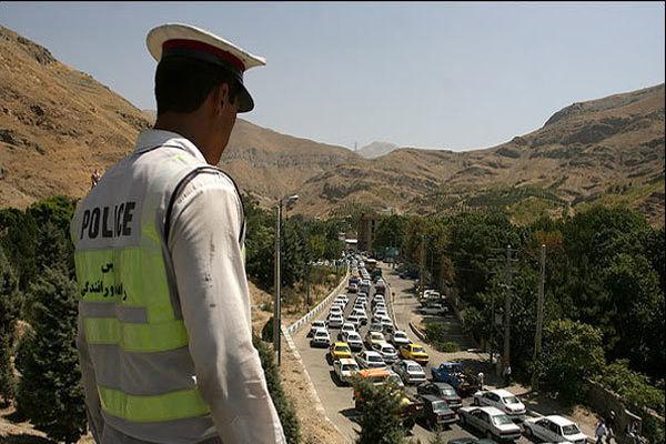 وضعیت ترافیکی راه های مازندران عادی و روان است