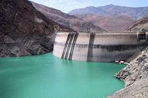 پیشرفت 62 درصدی عملیات احداث سد مخزنی عنبران در استان اردبیل