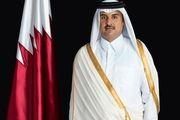 رئیس جمهور آمریکا با امیر قطر دیدار میکند