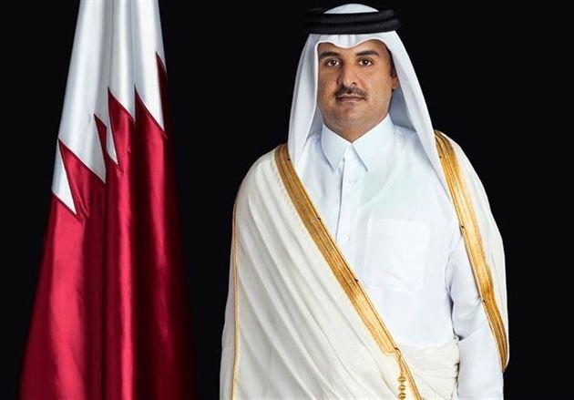امیر قطر:باعث تأسف است که محاصره کشورهای عربی علیه قطر ادامه دارد
