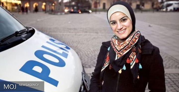 قانونی شدن حجاب در پلیس ترکیه