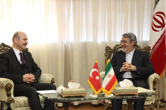 رحمانی فضلی با وزیر کشور ترکیه دیدار کرد
