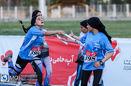 مرحله دوم مسابقات دو و میدانی بانوان باشگاههای کشور