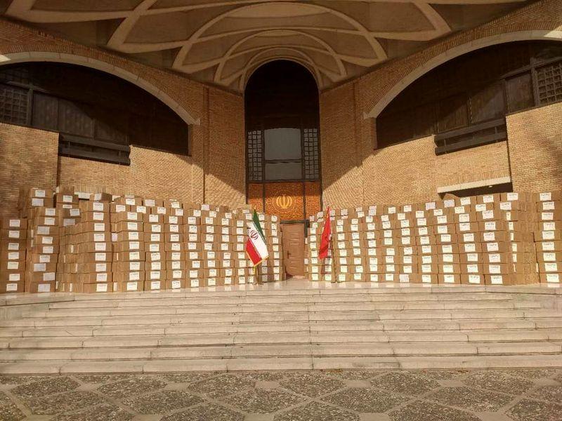 شوق و اشتیاق مردم چین برای ارسال کمک به ایران تحسین برانگیز است
