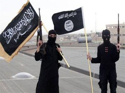دستگیری فردی که اقدام به نصب پرچم داعش کرده بود
