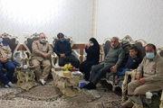 مجاهدان مرکز مینزدایی کشور در انتظار فیض شهادت هستند