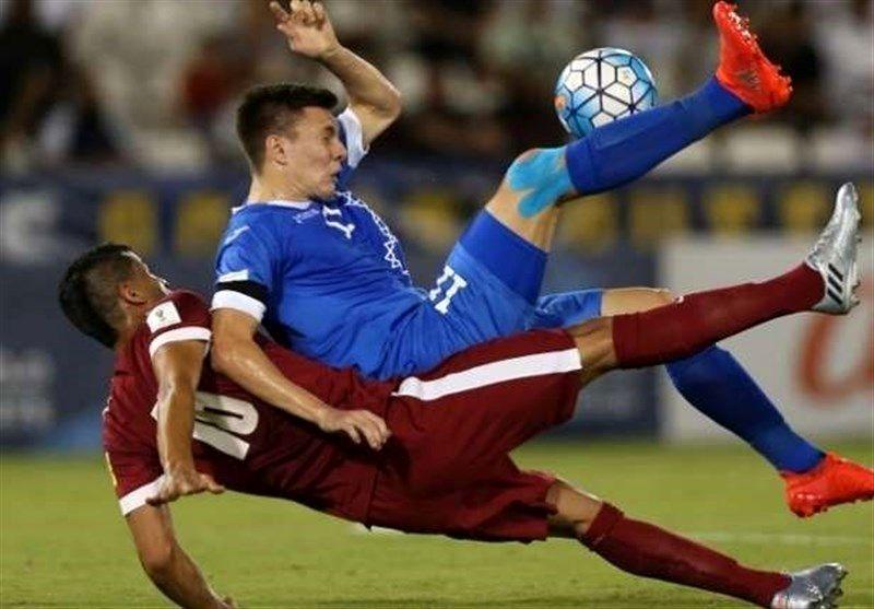 پیروزی خانگی ازبکستان برابر قطر/ ازبکها مدعی صعود ماندند