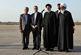 آیت الله رییسی با صیادان و ملوانان اسکله جفره در بوشهر دیدار کرد