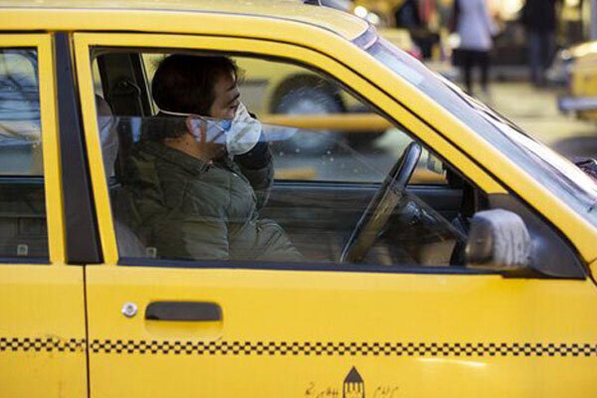 بازدید از ۲ هزار و ۶۵۴ تاکسی درون شهری