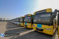 آمادگی ناوگان اتوبوسرانی تهران برای فصل سرما