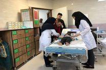 بیش از هزار عمل جراحی و 18 مورد احیای قلبی-ریوی موفق در مراکز درمانی گیلان انجام شد