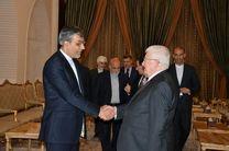 دعوت از رئیس جمهور عراق برای شرکت در مراسم تحلیف روحانی
