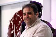 یک کارگردان سینما و تلویزیون رئیس شرکت توسعه و نگهداری اماکن ورزشی شد
