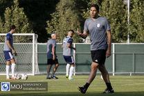 اردوی جدید تیم ملی فوتبال ایران از 18 آبان آغاز می شود