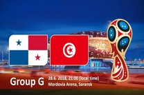 ساعت بازی پاناما و تونس در جام جهانی