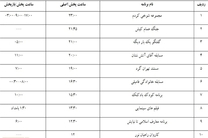 همه برنامههای شبکه پنج در نوروز + جدول