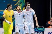 دوازدهمین قهرمانی ایران در فوتسال آسیا