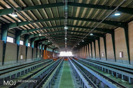 ایستگاه گلشهر هشتم و نهم مرداد پذیرش مسافر ندارد