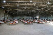 افتتاح مجتمع بیمارستانی و نقاهتگاه ۲۰۰۰ تختخوابی ارتش در تهران