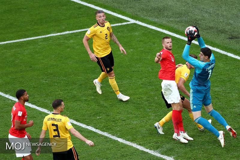 بهترین دروازهبان جام جهانی 2018 روسیه مشخص شد/ تیبو کورتوا دستکش طلایی را به دست آورد