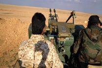 شلیک حشد الشعبی عراق به سمت یک پهپاد ناشناس
