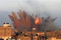 حمله رژیم صهیونیستی به شمال غزه