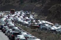 آخرین وضعیت ترافیکی و جوی جاده ها در 8 اردیبهشت ماه