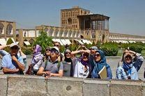 بازدید 13 هزار گردشگر خارجی از جاذبه گردشگری اصفهان در ایام نوروز