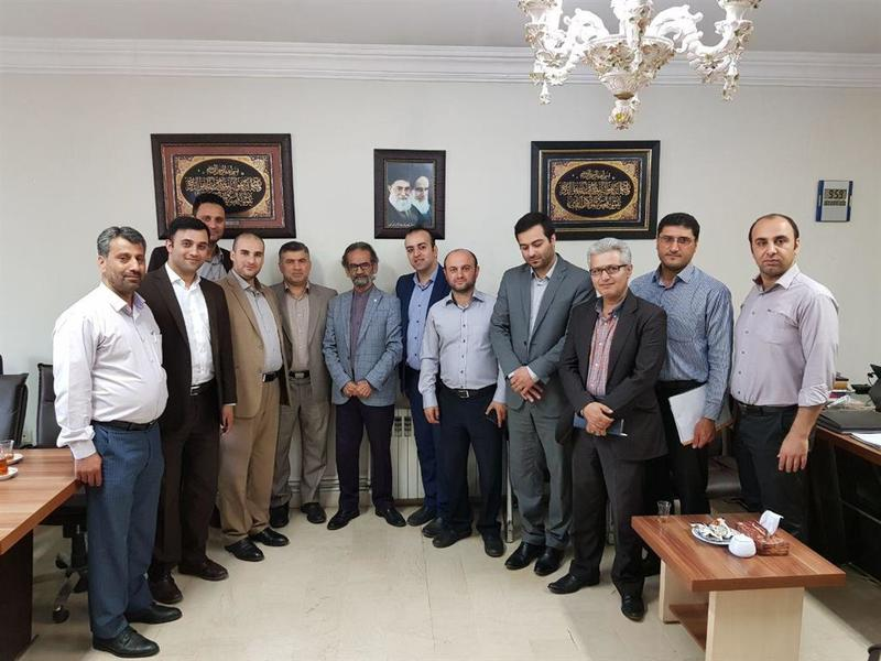 انتخاب اعضای هیئت رئیسه شورای کار شهرداری رشت