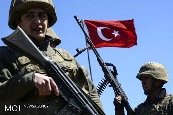 کشته و زخمی شدن چهار نظامی ترکیه در «جرابلس» سوریه